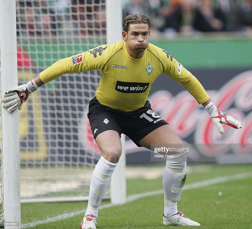 Bundesliga - Werder Bremen v 1.FC Nuremberg