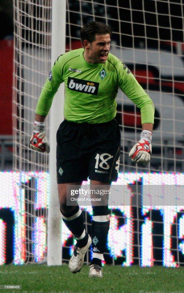 UEFA Cup - Ajax v Werder Bremen