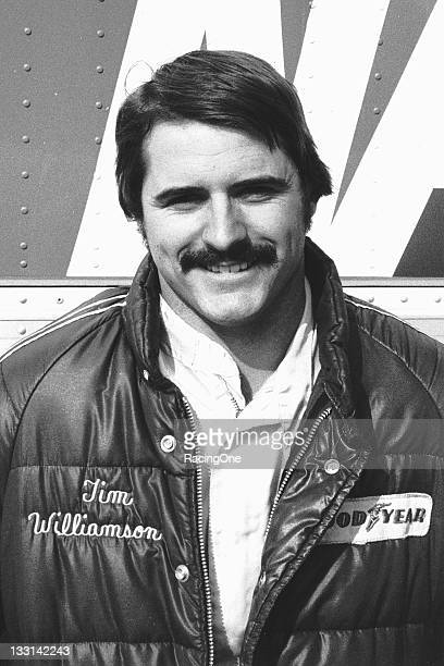 Tim Williamson hailed from Seaside, CA, and won two NASCAR Winston West Series races between 1978 and 1979, as well as finishing second in Winston...