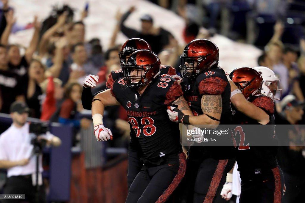 Stanford v San Diego State : News Photo