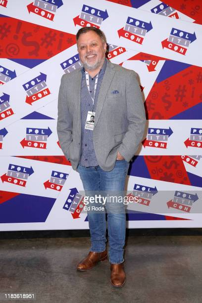 Tim Wise attends the 2019 Politicon at Music City Center on October 26 2019 in Nashville Tennessee