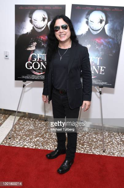 Tim Yasui attends the premiere of Get Gone at Arena Cinelounge on January 24 2020 in Hollywood California