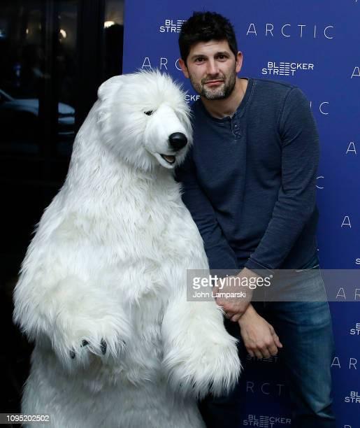 Tim Zajaros attends 'Arctic' New York Screening at Metrograph on January 16 2019 in New York City