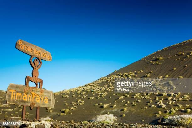 Timanfaya National Park Lanzarote Las Palmas Canary Islands Spain Europe