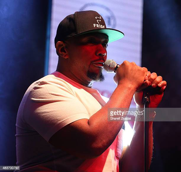 Timbaland at Stage 48 on August 11 2015 in New York City