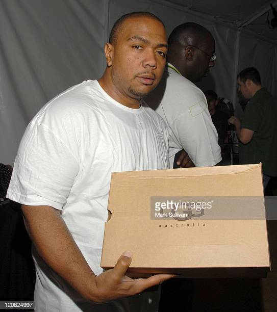 Timbaland in My Scene Fab Faces Dolls Celebrity Retreat Produced by Backstage Creations at the 2006 Teen Choice Awards
