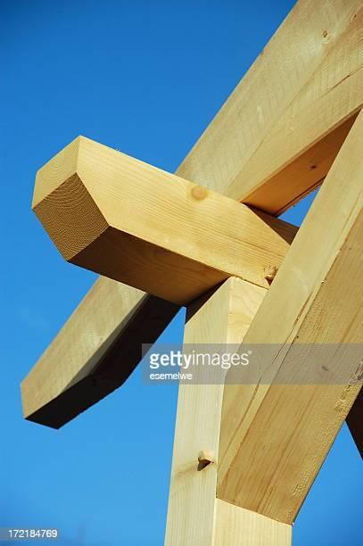 木製フレーム構造