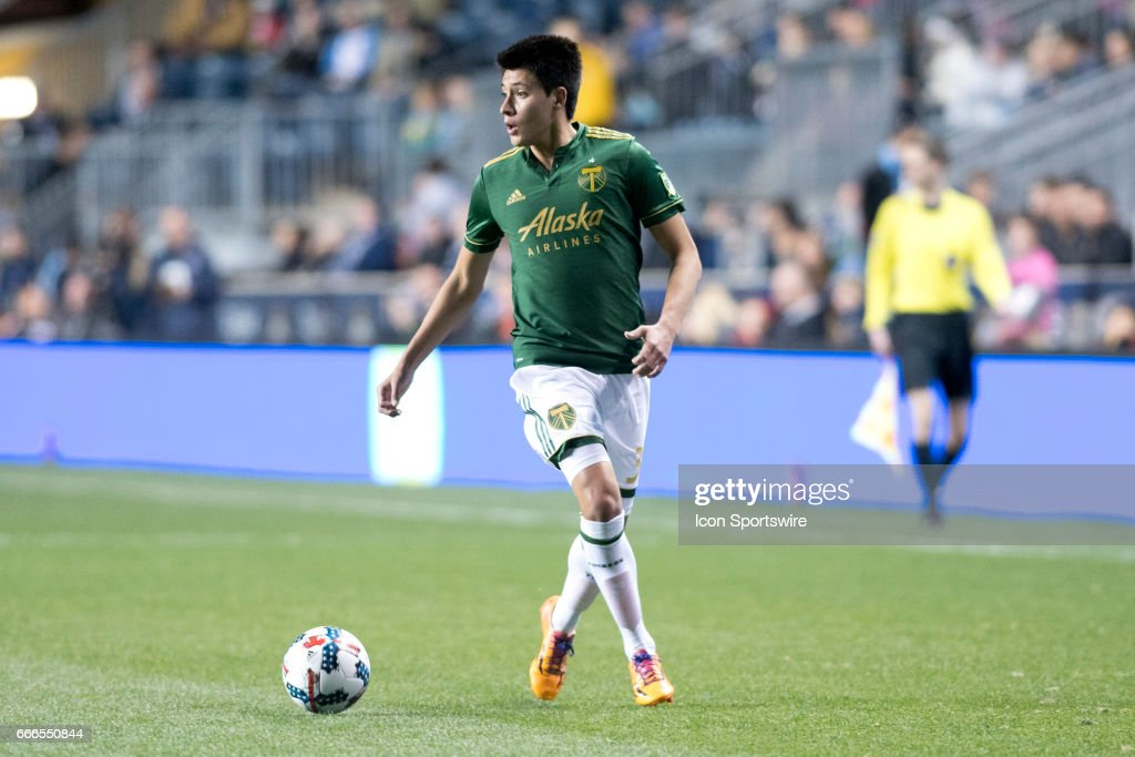 SOCCER: APR 08 MLS - Portland Timbers at Philadelphia Union : News Photo