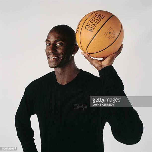 Timberwolves Forward Kevin Garnett