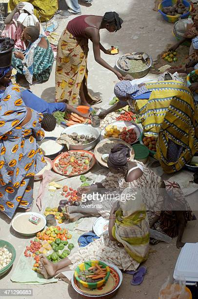 timbuktu market - mali stock pictures, royalty-free photos & images