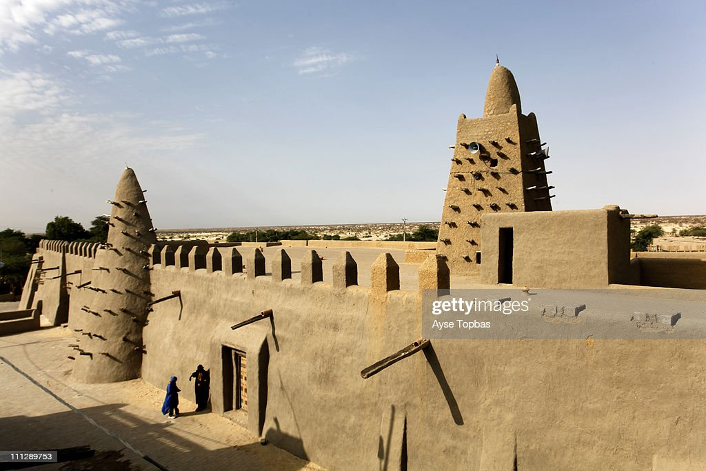 Timbuktu : Stock Photo