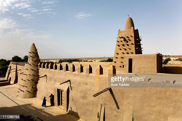 timbuktu - mali stock pictures, royalty-free photos & images