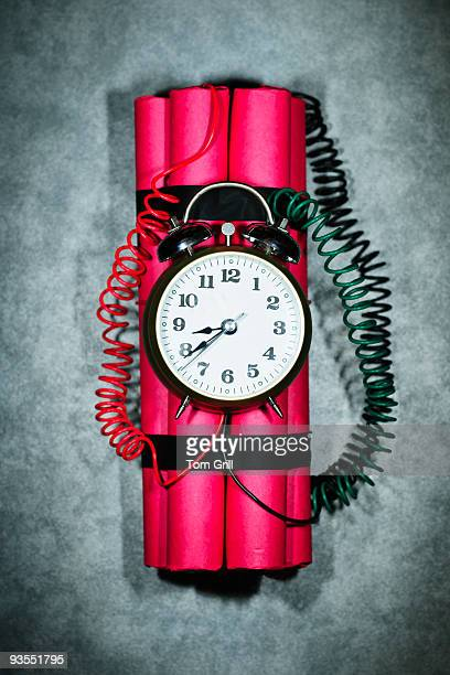 time bomb - explosive material stock photos and pictures