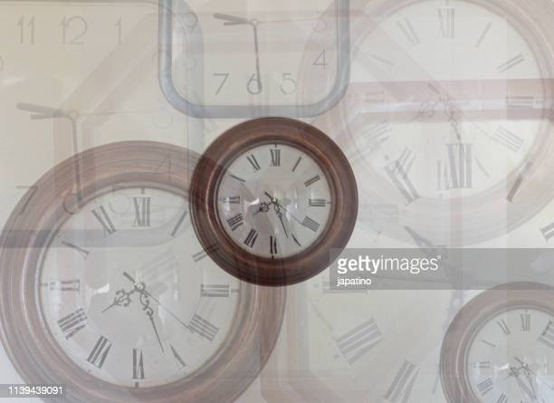 time change - daylight saving time stock pictures, royalty-free photos & images