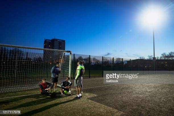 time for a break - training grounds stock pictures, royalty-free photos & images