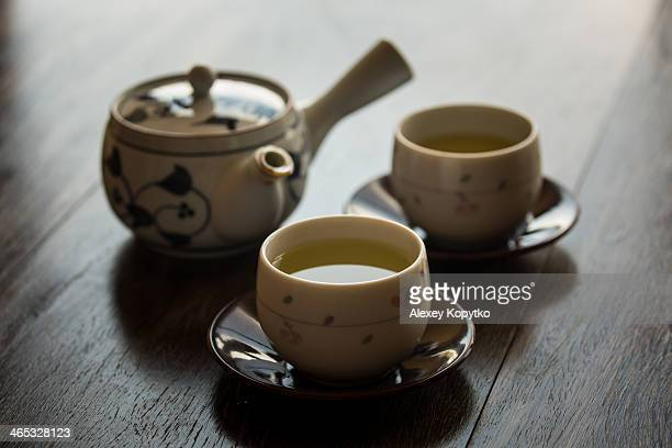 Time for green tea