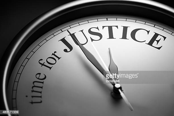 Time For Justice