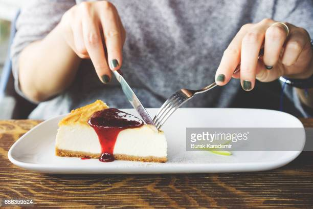 time for raspberry cheesecake - cheesecake stock pictures, royalty-free photos & images
