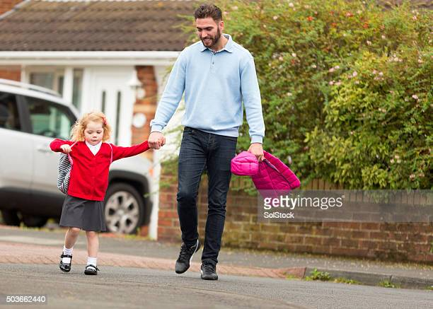 time for school! - one parent stock pictures, royalty-free photos & images