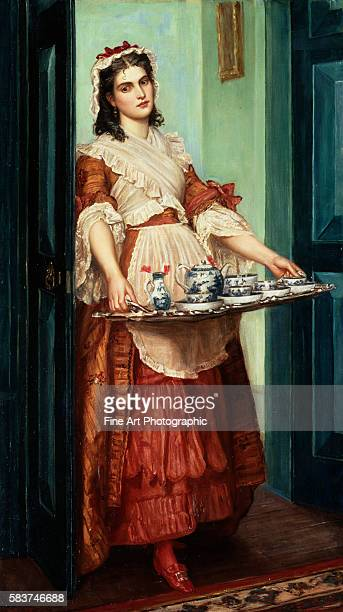 Time for Tea by Valentine Cameron Prinsep