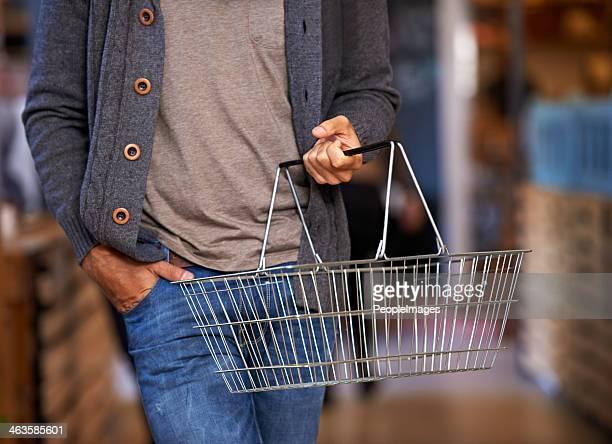 Zeit für diese Woche shopping