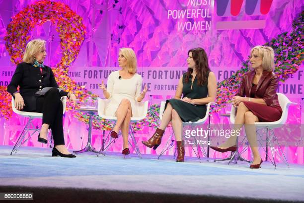 Time Inc News Group Editorial Director Nancy Gibbs CNN Chief Political Correspondent Dana Bash CNN Political Commentator Mary Katharine Ham and NBC...