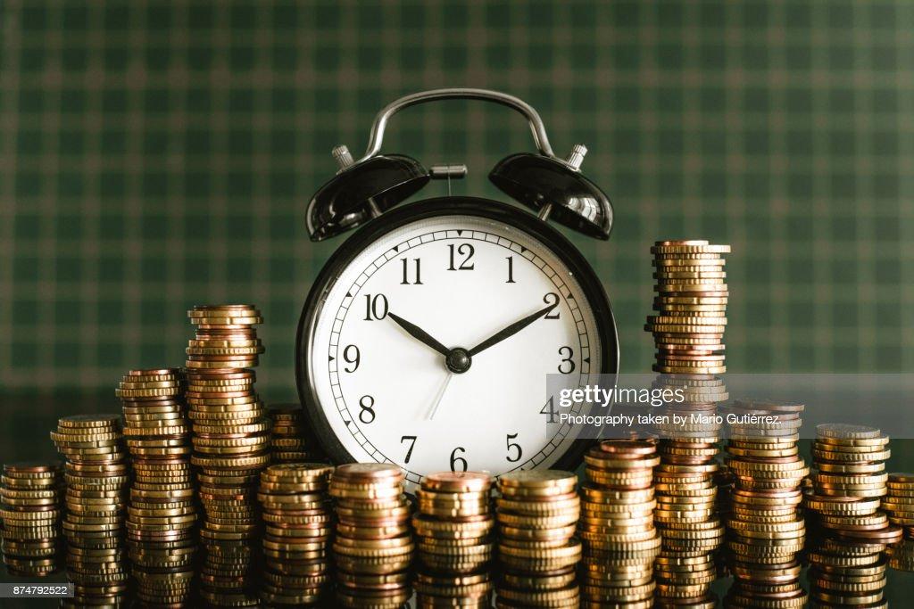 Time is money : ストックフォト