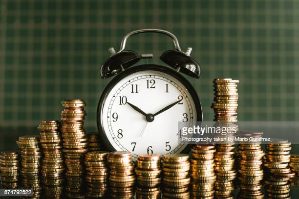 time is money - interest rate stock pictures, royalty-free photos & images