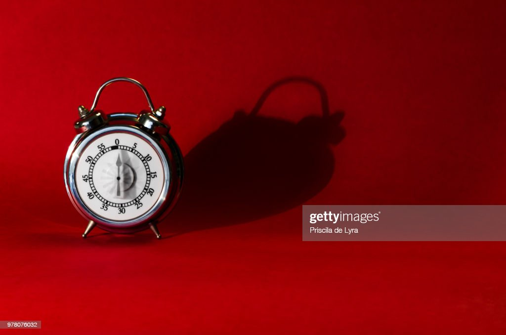 Time is ticking out : Stock Photo