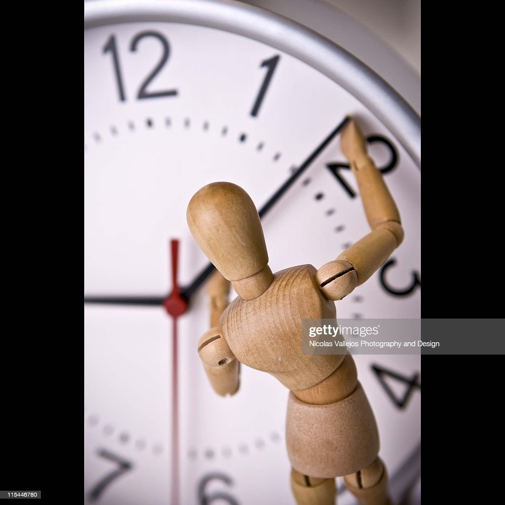 Time stopper : Foto de stock