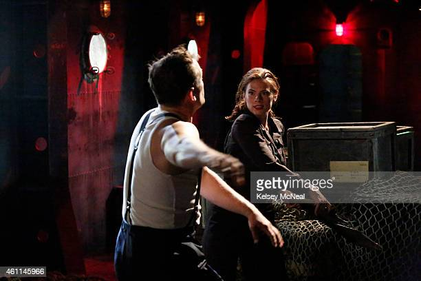 S AGENT CARTER Time Tide As Agent Carter closes in on Howard Stark's stolen technology Peggy's secret mission could unravel when the SSR arrests...
