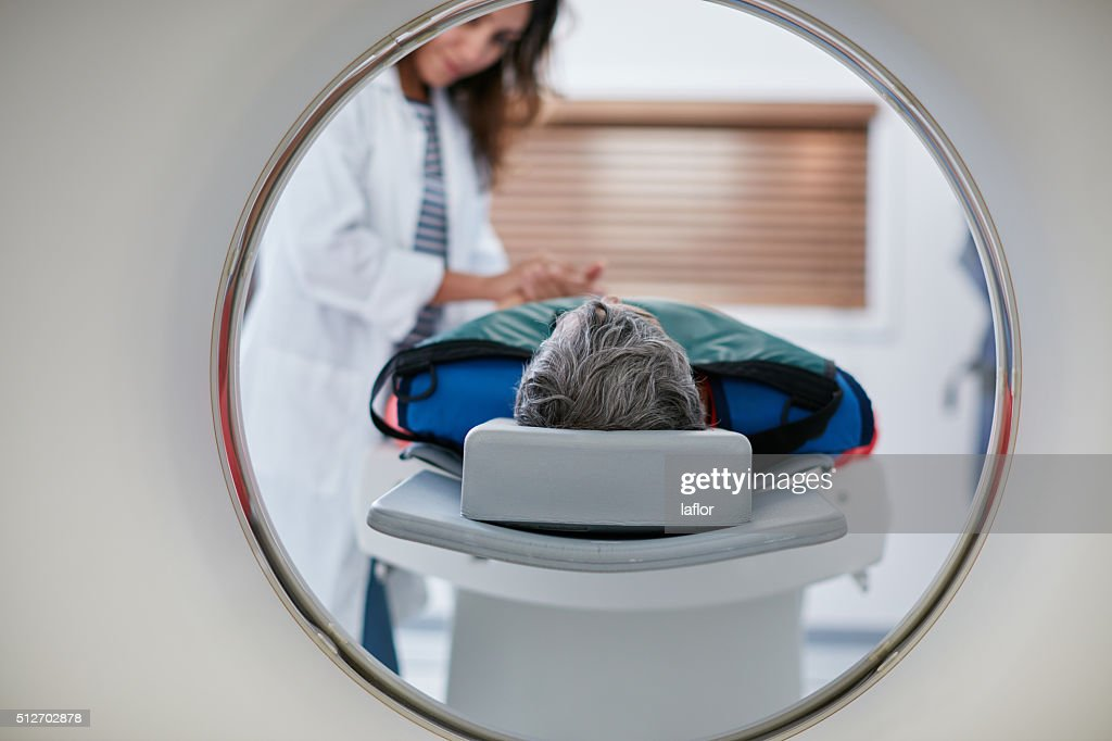 Time to begin the procedure : Stock Photo