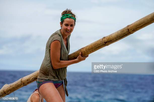 'Time to Bring About the Charmpocalypse' Alison Raybould on the fourth episode of SURVIVOR David vs Goliath airing Wednesday Oct 17 on the CBS...
