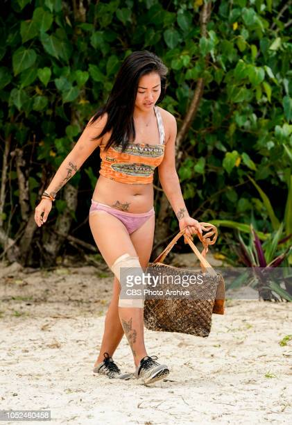 Time to Bring About the Charmpocalypse Bi Nguyen on the fourth episode of SURVIVOR David vs Goliath airing Wednesday Oct 17 on the CBS Television...