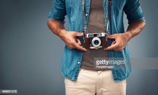time to focus - strap stock photos and pictures
