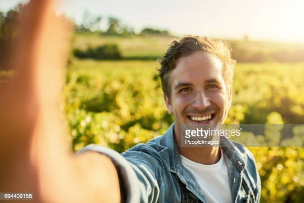 time to get my harvest on - selfie stock photos and pictures