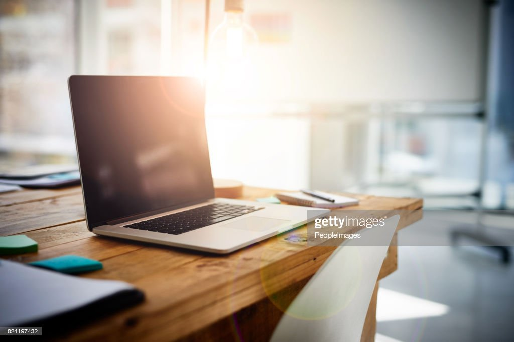Time to get productive : Stock Photo