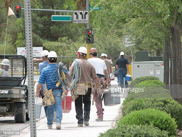 time to go home - labor union stock pictures, royalty-free photos & images