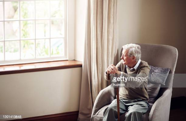 a time to pause and reflect - senior men stock pictures, royalty-free photos & images