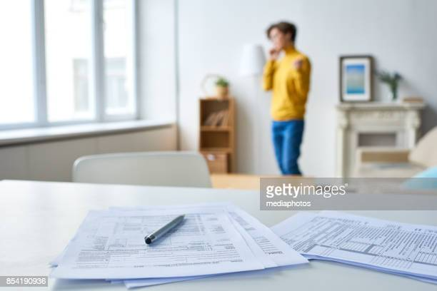 time to pay taxes - employment law stock photos and pictures