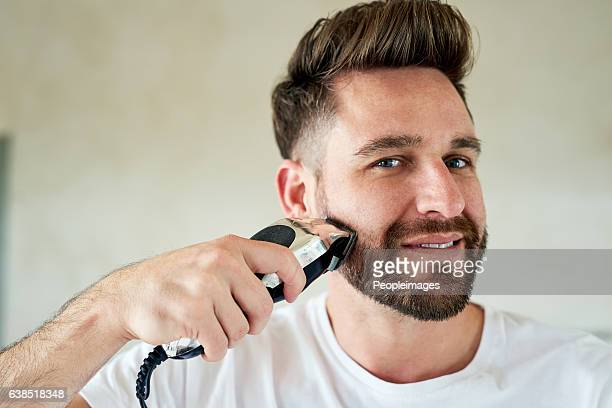 time to shave it all off - razor stock photos and pictures
