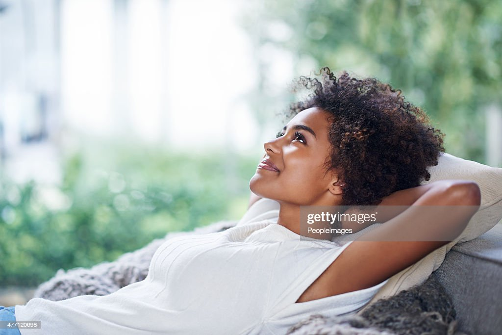Time to unwind... : Stock Photo