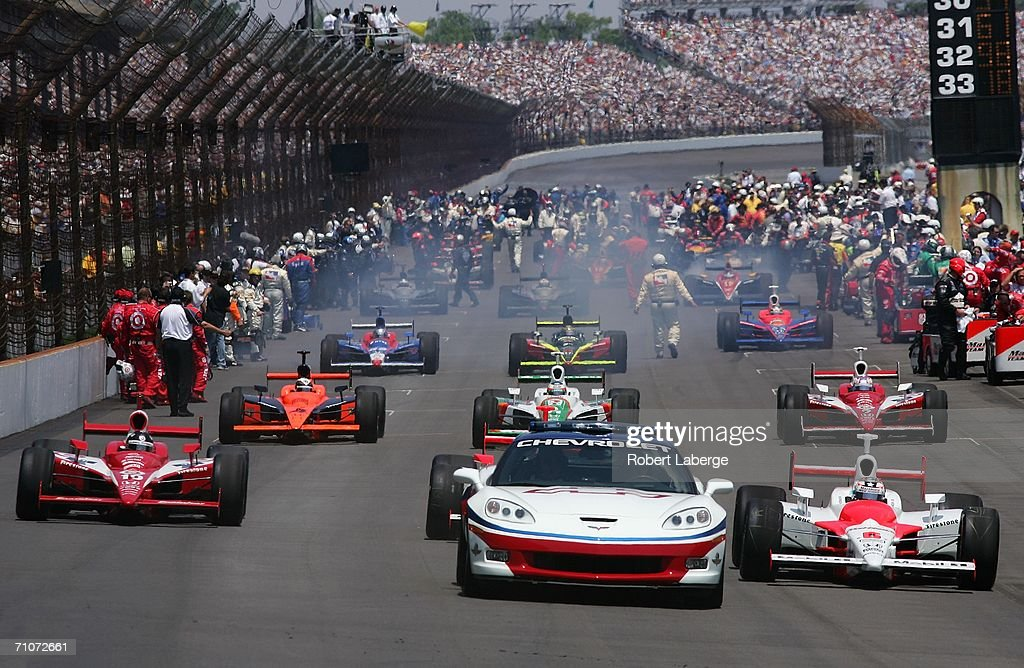 90th Indianapolis 500 : News Photo