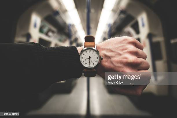 time travel - wrist watch stock pictures, royalty-free photos & images