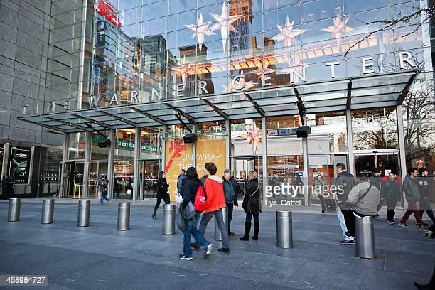 Time Warner Center NYC