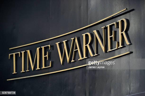 Time Warner's former headquarters in Rockefeller Center