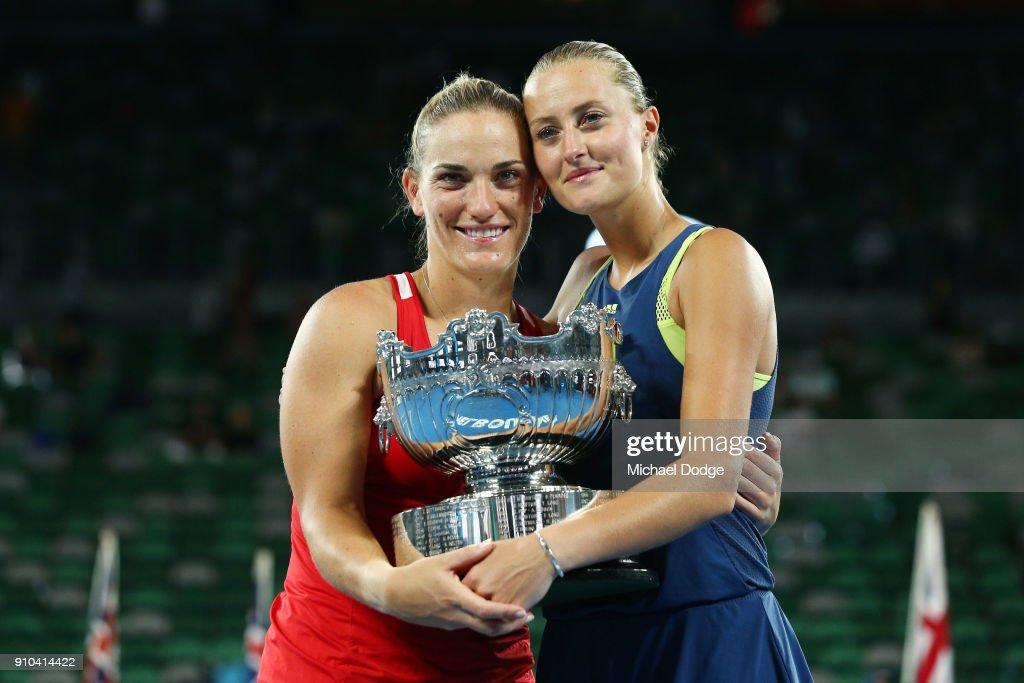 2018 Australian Open - Day 12 : News Photo
