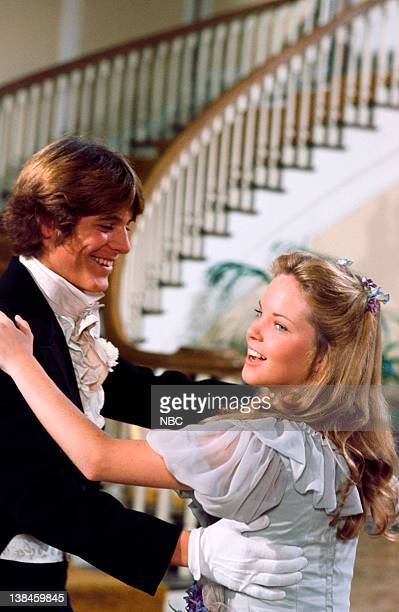 PRAIRIE Times of Change Episode 2 Aired Pictured Radames Pera as John Sanderson Edwards Melissa Sue Anderson as Mary Ingalls Kendall