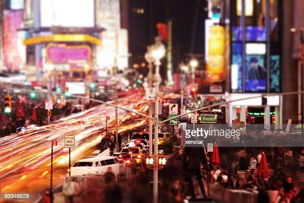 Times Square am Abend