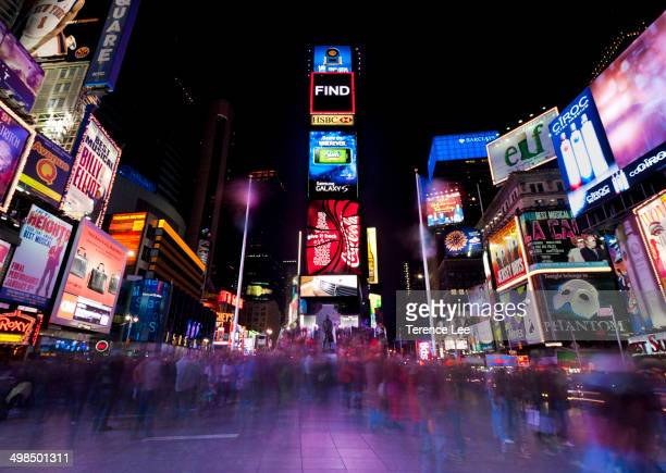 CONTENT] Times Square is a major commercial intersection in the borough of Manhattan in New York City Christmas in NYC